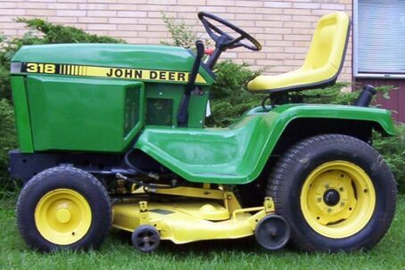 John Deere 316 318 420 Repair Manual Instant Download