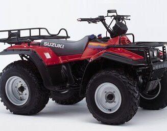 Suzuki LT-4WD, LT-F4WDX & LT-F250 Repair Manual Instant Download