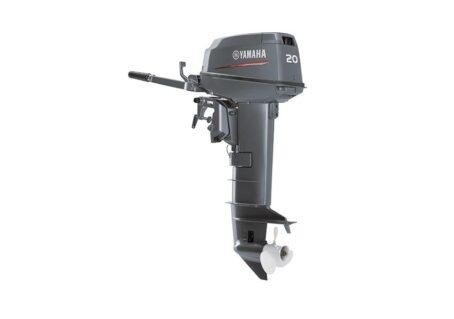 Yamaha 20D 25N 20T 25T Outboard Motor Repair Manual