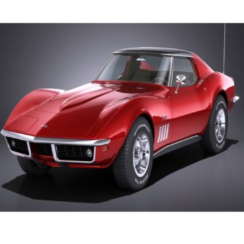 Chevrolet Corvette C2 C3 Repair Manual Instant Download
