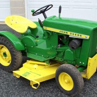 John Deere 110 112 Repair Manual Instant Download
