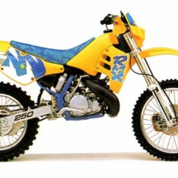 Suzuki RM250 RMX250 RM & RMX 250 Repair Manual Instant Download