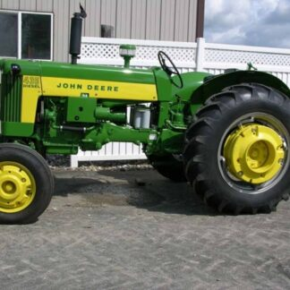 John Deere 435 Tractor Parts Manual Instant Download