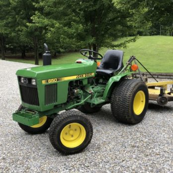 John Deere 650 750 Tractor Repair Manual Instant Download