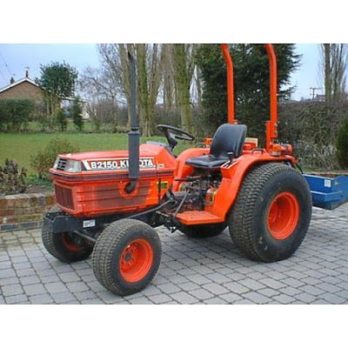 Kubota B1550 B1750 B2150 Repair Manual Instant Download