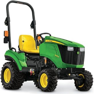 John Deere 1025R Compact Utility Tractor Operator Manual Instant Download