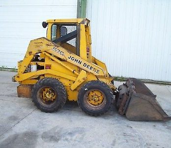 John Deere 570 575 375 Repair Manual Instant Download