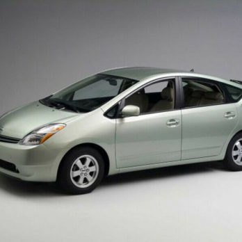 TOYOTA PRIUS HYBRID 2004-2009 REPAIR Workshop Service MANUAL