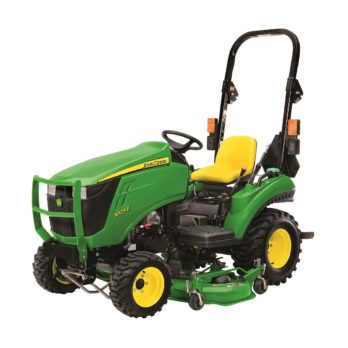 John Deere 1023E 1025R 1026R Service Manual PDF Instant Download