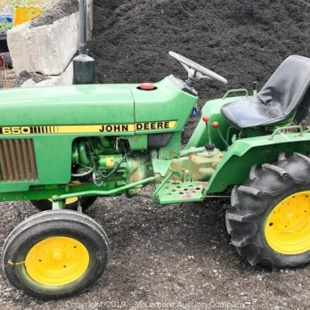 John Deere 650 Tractor Manual pdf Instant Download