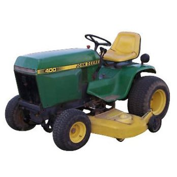 John Deere 400 Repair Manual Instant Download