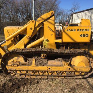 John Deere 450 Repair Manual Instant Download