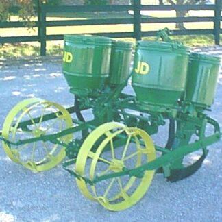 John Deere 246 446 Corn and 247 447 Cotton Planter Operator Manual