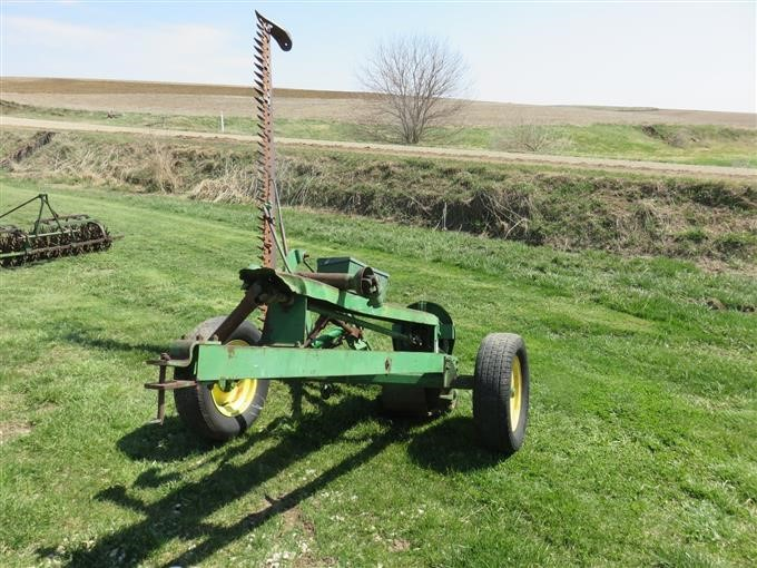 John Deere 37, 38 and 39 Mower Manual