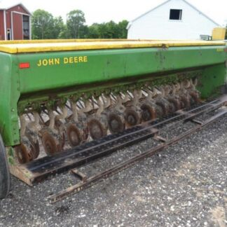 John Deere 8000 Series Grain Drills Manual