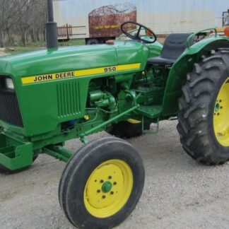 John Deere 850 950 1050 Repair Manual Instant Download