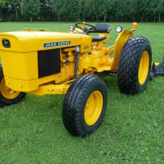 John Deere JD 300 Manual