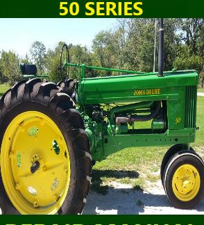 John Deere 50 Series Repair Manual Instant Download