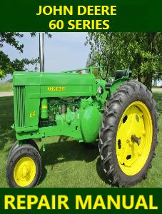 John Deere 60 Series Repair Manual Instant Download