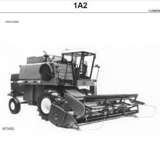 Free John Deere 132 Manual instant Download
