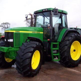 John Deere 7610 7710 7810 Repair Manual Instant Download