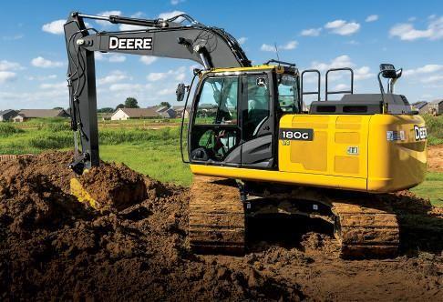 John Deere 180GLC Repair Manual Instant Download