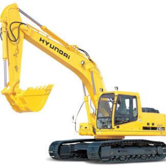 HYUNDAI R140LC-7 CRAWLER EXCAVATOR SERVICE REPAIR WORKSHOP MANUAL Instant DOWNLOAD